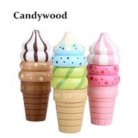 Wholesale Mothers Garden Ice - Baby Kids' Kitchen Toys Mother Garden Strawberry Ice Cream Food Toys Pretend Play Toys Gift For Girl and boy