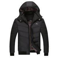 Wholesale Parkas Chaqueta - Fall-Size 3XL 4XL 5XL Winter Jacket Men Famous Brand Clothing Thicken Long Warm Parka Jacket Men Chaqueta Hombre Marca Famosa DJ019