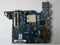 Wholesale Motherboard Hp Dv4 Amd - 575575-001 NBW20 LA-4117P laptop motherboard for HP DV4 AMD INTEGRATED DDR2 Mainboard send cpu