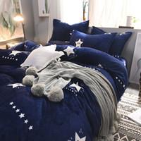 Wholesale Mimi Pc - 2017,the latest special combination of plush winter fabric,Mimi cat pattern Delicate texture