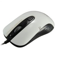 Wholesale Pc Game Wheels - New 2400DPI Professional USB Wired Optical Scroll Wheel Gaming Game Mouse Mice 4 Buttons For Computer Laptop (Random Color)