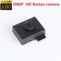 Wholesale Button Cam Hd - Spy camera DVR 1080P HD button camcorder Spy Cam mini DVR Hidden Cameras vedio recorder listening device free shipping