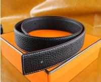 Wholesale Belt Woman H - New H buckle Mens Belt Luxury High Quality Designer Belts For Men And Women business belts mc belts for men free shipping