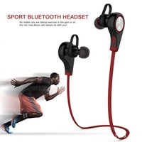 Wholesale Bluetooth Aptx - Mpow MBH6 Sport Headsets in-ear Bluetooth 4.1 Wireless Headphone Microphone AptX Sport earbuds for iPhone Android Phone