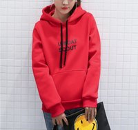 Mode fleece dame herbst winter gebürstet verdicken Hoodie fleece langarm mantel student bluse bluse Koreanischen stil 06