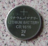 Wholesale Cr1616 Lithium Battery - 10000pcs CR1616 Lithium Button Cell Battery 3V for Watch Thermometer Calculator
