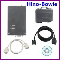 Wholesale Hino Bowie - 2.0.2V Hino-Bowie Hino Diagnostic Explorer Update by CD High Quality Free Shipping
