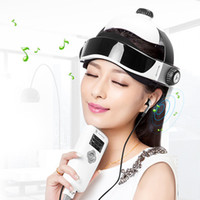 Hot selling Electric Head Massager Brain Scalp Massage Acupuncture Points Relax Massage for Head Massageador JR-268C 0602033