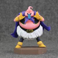 modelo majin buu al por mayor-(Acción Dragon Ball Majin Buu Pvc Figuras de acción 13Cm Dragon Ball Z Modelo de colección Muñeca de juguete Figuras Dbz Dragon Ball Majin Buu Pvc