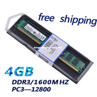 Wholesale Dimm Ram - For all the motherboard DDR3 4g ddr3 4gb ram 1333mhz best long-dimm ram memory free shipping