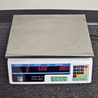 Wholesale Electronic Price Computing Scale - New Electronic 60lb Digital Scale Price Computing Food Produce Counting White