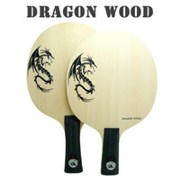 Wholesale Wholesale Table Tennis Blades - Wholesale-NEW ARRIVAL XVT DRAGON WOOD ALL+ Table Tennis Blade   Table Tennis Racket  table tennis bat Free Shipping