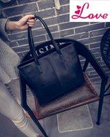 eski deri siyah hobo çantaları toptan satış-LUCIA'S Kadınlar Fırçalama Deri Çanta Siyah Gri Nedensel Tote Çanta Büyük Kapasiteli Omuz çantası Alışveriş Lüks Çanta Kadın Çanta Tasarımcısı