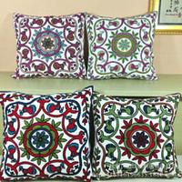 recensioni lana cuscino ricamato | guida d'acquisto di merino
