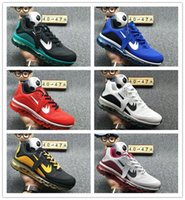 Wholesale Name Brand Shoes For Men - 2017.5 name brand sneakers maxes kpu running shoes for men training runners outdoor shoes mens hiking sneakers free shipping Eur 36-47