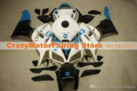 Wholesale Konica Cbr - 3 Gifts+Cowl+Tank cover New ABS Injection Fairings set For HONDA CBR1000RR 2006 2007 CBR 1000 RR 06 07 hot sales konica