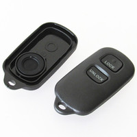 Wholesale Toyota Keyless Entry Fob Replacement - High Quality Replacement key Shell Keyless Entry Smart Remote Key Case Fob 2+1 Button for Toyota