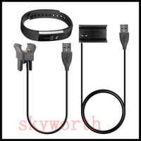 Wholesale black power cord for sale - 30cm Charging Cable For Fitbit Alta Charger Power Adapter Dock Cradle Cord Wire colors DHL free