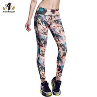 Wholesale Bootcut Jeggings - AP Sexy Women's Leggings Workout Trousers Printing Pants Elasticity Jeggings