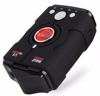 detector laser radar venda por atacado-Alta Qualidade Car Trucker Velocidade V8 Laser Radar Detector com Alerta de Alerta de Voz 16 Banda Auto 360 Graus Sistema de Controle de Velocidade