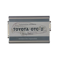 Wholesale Immobilizer Software - 2016 New For TOYOTA OTC 2 with Latest V11.00.017 Software for all toyota andLexus Diagnose and Programming TOYOTAOTC Immobilizer
