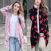 Wholesale Outerwear Ladies Wholesale - Hot Selling Women Clothes 2016 Lady New Autumn Winter Wool Sweater Long Cashmere Cardigan Feamle Loose Sweater Outerwear Coat S-XXL CK1022