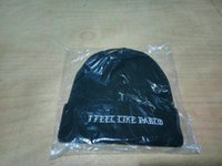 Wholesale cool beanies for men - new winter cool hats for men fashion I feel like Pablo Beanies hat fall of 2016 yeezus season 4 Kanye west Beanie