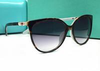 Wholesale Arriva Fashion - New Arriva Women's glasses Luxury Adult Sunglasses ladies Brand Designer fashion green Eyewear girls driving Sun Glasses free shipping
