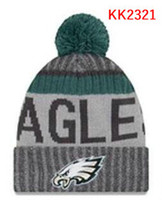 Wholesale Eagle Plastic - wholesale price Eagles knitted Hats cap Adult Pom Winter beanies Acceap Mix Order