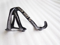 Wholesale Lightest Water Bottle Cages - Newest QILEFU lightest Road bicycle full carbon fibre drink water bottle cages Mountain bike carbon bottle holders Free shipping