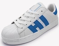 Hot SELL Mode hommes Chaussures décontractées Superstar smith stan Femmes Chaussures plates Femmes Zapatillas Deportivas Mujer Amateurs Sapatos Femininos hommes hg