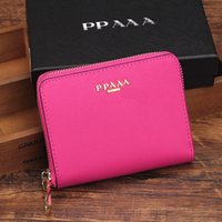 Wholesale Purse Twist Lock - good quality 2016 fashion women and men purse wallet mix leather designer creativity card holders wallets for women and men wallet wholesale