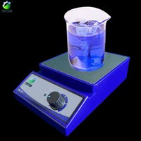 Wholesale Lab Bar - TOPTION MS-PC Laboratory 3L Magnetic Stirrer Mixer Lab Supplies Chemistry Laboratory Equipment With Stir Bar 100-240V EU US UK AU Plug