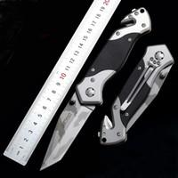 facas mtech venda por atacado-EUA MTech AT-2 faca dobrável lâmina de acampamento ao ar livre caminhadas sobrevivência facas dobráveis com pacote de caixa de papel de varejo qualidade superior