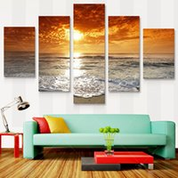 Wholesale Sitting Pictures - 5p modern Home Furnishing HD picture Canvas Print art wall of the sitting room children room decoration theme -- Beautiful pictures#223