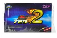 ingrosso la migliore gomma 729-BEST- 729-2 pingpong in gomma da ping pong con spugna