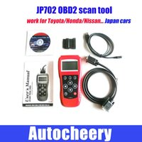 Wholesale Engine Airbag Abs - JP701 OBDII auto diagnostic tool work for Reads Engine A T Transmission ABS Airbag Multi-Functional Scan Tool JP701 obd2 code scanner