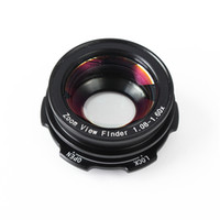 Freeship 1.08x-1.60x Zoom Viewfinder <b>Eyepiece Magnifier</b> Pour Canon D30 / 40D / 60D / 300D / 350D / 400D / 450D Pour Nikon D7100 D7000 D5300 D5100 D3300