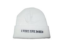 Wholesale Lk Leather - New I feel like pablo beanie drakepalace winter caps lk skull hats Carhart hats baseball winter wool cap weezy Cayler & Sons hats