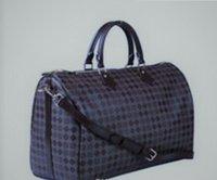 Wholesale Big Bag Handbag Tote - classic Top quality lady genuine oxidizing Leather speedy 25 30 35 handbag with shoulder strap purse tote bag tp08