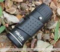 Wholesale Hd Coat - Nikula Monocular Telescope 7X18 Fully Coated Optics hd quality mini monocular night vision Sports Hunting Concert Spotting Scope