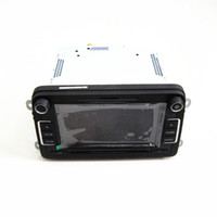 Wholesale Oem Mp4 Player - OEM RCD510 car dvd Radio For VW Jetta Golf GTI MK5 MK6 Passat B6 B7 CC Tiguan Scirocco Polo 5ND 035 190 A