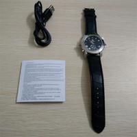 Wholesale Memory Security - Super Mini Watch Camera Built in 8GB Memory Mini Wristwatch Cam Portable Camcorder Watch Video Recorder Watch Camera Security DVR
