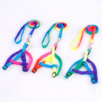 Wholesale Wholesale Jean Chains - Dog Leash Harness, Adjustable Denim Dog Leash for Training Walking Running, Jean Denim Leash Harness Dog Collar Chain Cat rope for Large Me