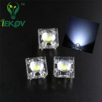 Wholesale White Super Bright Diode - 1000pcs lot LED High Quality 5MM Piranha Super Flux White Leds 4pin Wide Angle Super Bright Light Emitting Diodes For Car Light Wholesale