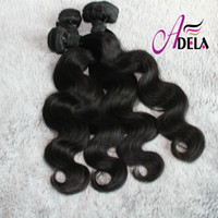 Wholesale Cuticle Hair Extensions Wholesale - 100% Virgin Vietnamese Human Hair 4bundles lot Body Wave Natural Color 8A Cuticle Tangel Free Vietnamese Hair Weave Extension
