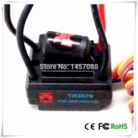 Wholesale Hsp Esc Brushed - 20a Brush ESC for RC CAR HSP 1 18 Brushed Electric Engine brush Motor Powerful esc brushed