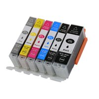 Wholesale Pixma Printers - Custer Canon PGI270 CLI271 cartridge MG5720 MG5721 MG5722MG6820 MG6821 MG6822 PIXMA MG7720 Printer