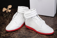 Wholesale Mens Casual Shoes Low Price - Wholesale Price Mens France Brand Style Ankle Boots High Top Winter Fall Mans Short Boots Casual Flats Shoes Round Toe Footwear