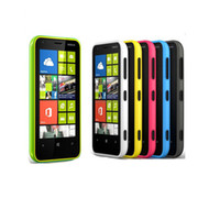 Wholesale Wholesale Windows Cell Phones - Unlocked original Nokia Lumia 620 Windows cell Phone Dual-core 512M 8G Camera 5MP Wifi GPS Cellphone